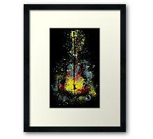 midnight symphony Framed Print