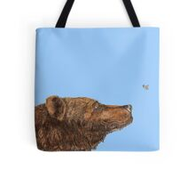 Bear Necessities by Inkspot Tote Bag