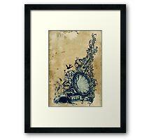 sound of nature Framed Print