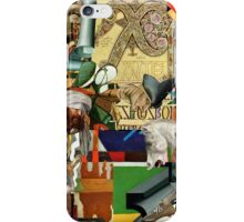 Factory of Great Disappointment. iPhone Case/Skin
