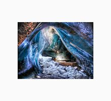 Ice Cave in a Glacier Unisex T-Shirt