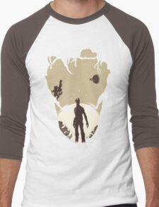 The Monarch Men's Baseball ¾ T-Shirt