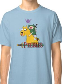 the legend of peebles Classic T-Shirt