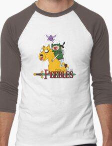 the legend of peebles Men's Baseball ¾ T-Shirt
