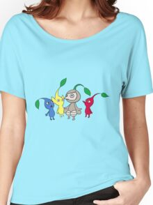 One of Us Women's Relaxed Fit T-Shirt
