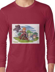 Warrior Protect Long Sleeve T-Shirt