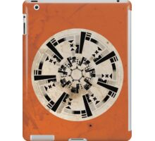 Abstract Location iPad Case/Skin