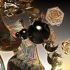 Space Diamonds by barrowda