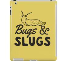 Bugs and Slugs iPad Case/Skin