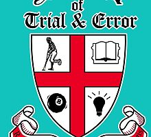 School of Trial & Error by Diabolical