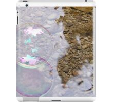 Tranquility on the Water iPad Case/Skin