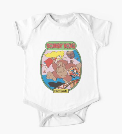 Donkey K One Piece - Short Sleeve