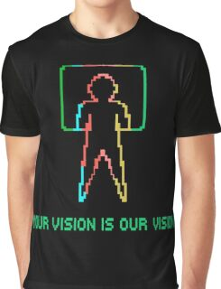 COLECO - YOUR VISION IS OUR VISION Graphic T-Shirt