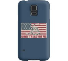 Don't Tread On Me Samsung Galaxy Case/Skin