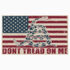 Don't Tread On Me by Paducah