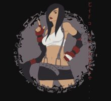 Tifa by RedSolar
