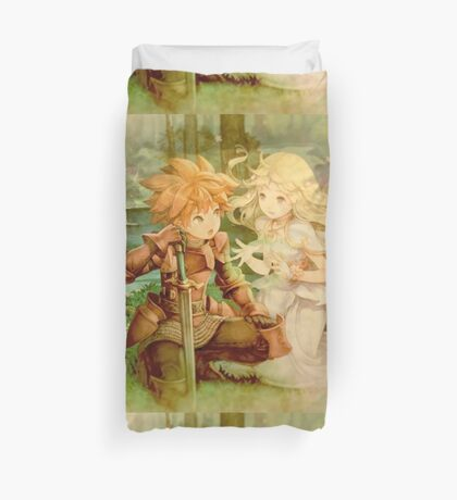 Love Legend Duvet Cover