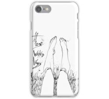 Those wicked ways iPhone Case/Skin
