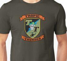 TROPIC THUNDER PATCH Unisex T-Shirt