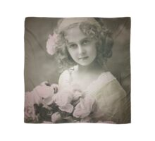 Oldies: Hand colouring photograph Scarf