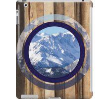 Mountains Collage iPad Case/Skin