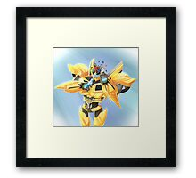 Bumblebee - Transformers Prime Framed Print