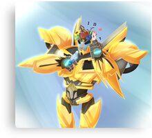 Bumblebee - Transformers Prime Canvas Print