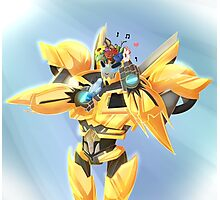 Bumblebee - Transformers Prime Photographic Print