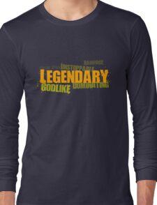 Legendary (dark) - League of Legends Long Sleeve T-Shirt