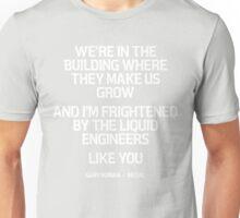 Gary Numan 'Metal Quote' design Unisex T-Shirt