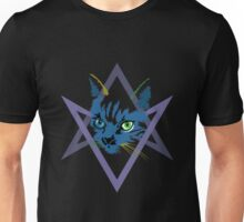 Awesome Face Cat Unisex T-Shirt