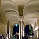 Double Archways by phil decocco