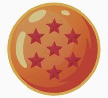Dragon Ball / Dragonball Z / DBZ - 7 Star Ball One Piece - Short Sleeve