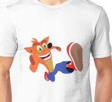 crash boom bang Unisex T-Shirt