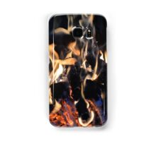 Flame Samsung Galaxy Case/Skin