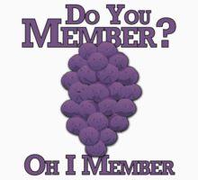Member Berries Baby Tee