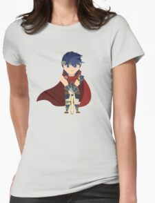Chibi Ike Vector Womens Fitted T-Shirt