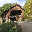State Road Covered Bridge by Jack Ryan