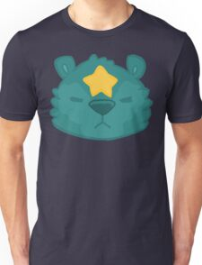 Star Bear Design Unisex T-Shirt