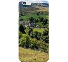 Burnsall Village Yorkshire Dales iPhone Case/Skin