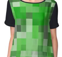 Creeper Body Chiffon Top