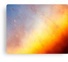 Helix Nebula Close Up Canvas Print