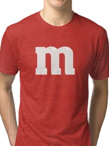 Easy Halloween Costume - M&M Candy Tee Tri-blend T-Shirt