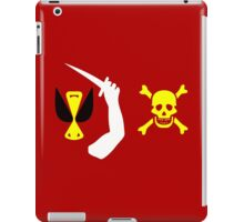Christopher Moody Pirate Flag iPad Case/Skin