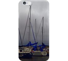 Thoughts of Sailing iPhone Case/Skin
