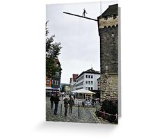 Click Image to find the Sculpture Greeting Card