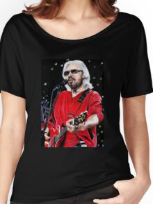 Barry Gibb Women's Relaxed Fit T-Shirt