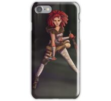 Astrid  The Demon Rogue iPhone Case/Skin