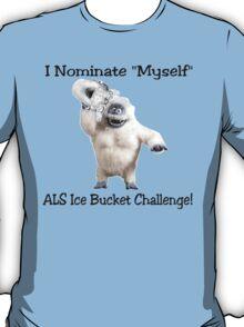 ALS Ice Bucket Challenge Bumble T-Shirt
