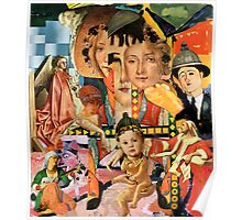 Madonna with Christ Child 33 (Why Look at Art) Poster